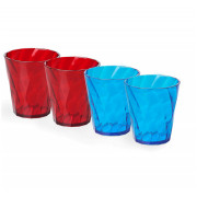 Set skleniček Omada set Tritan Water glass 0,35 l