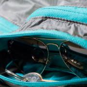 Batoh Osprey Ultralight Stuff-vnitřní kapsa na cennosti