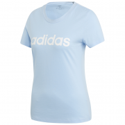 Dámské tričko Adidas Essentials Linear Slim