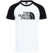 Pánské triko The North Face M S/S Raglan Easy Tee