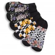 Dámské ponožky Vans Wm Garden Variety Canoodles 6.5-10 3Pk