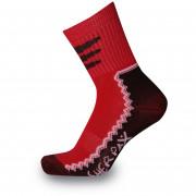 Dětské ponožky Sherpax Laudo light červené