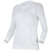 Dámské funkční triko Lasting Atala-bílé-čelní pohled