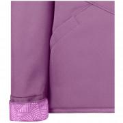 Dětská softshellová bunda s fleecem Unuo Cross