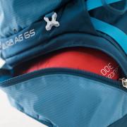 Dámský batoh Osprey Aura AG 65-spodní vstup