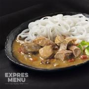 Expres menu Maso dvou barev, rýžové nudle 400 g
