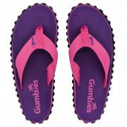 Žabky Gumbies Duckbill Purple