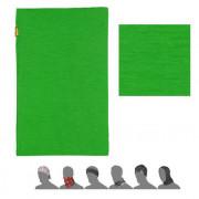 Multifunkční šátek Sensor Tube Merino Wool zelena