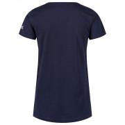 Dámské triko Regatta Filandra III tmavě modrá