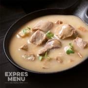 Jídlo Expres menu Krůta na slanině 600g