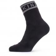 Ponožky SealSkinz Waterproof Warm Weather Ankle Length with Hydrostop