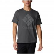 Pánské triko Columbia Columbia Trek™ Logo Short Sleeve