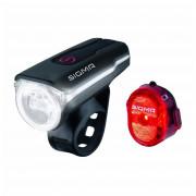 Sada světel Sigma Aura 60 USB + Nugget II.