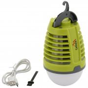 Svítilna Cattara Pear nabíjecí + lapač hmyzu