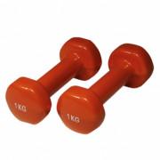 Činky Yate PVC 1,0 kg