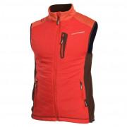 Pánská vesta Northfinder Zayne červená