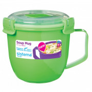 Hrnek Sistema Microwave Small Soup Mug Color