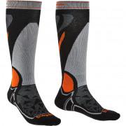 Pánské ponožky Bridgedale Ski MW MP Over Calf