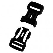 Výměnná přezka Mammut Dual Adjust Side Squeeze Buckle 15 mm