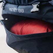 Batoh Osprey Xenith 88-spodní komora