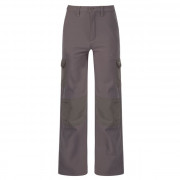 Dětské kalhoty Regatta Winter SShell Trs-šedé-čelní pohled