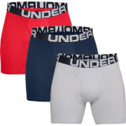 Pánské boxerky Under Armour Charged Cotton 6in 3 Pack