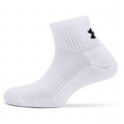 Kotníkové ponožky Under Armour Core QTR 3PK