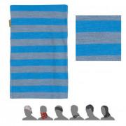 Multifunkční šátek Sensor Tube Merino Wool modrá pruhy