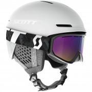 Lyžařský set Scott Combo Helmet Track + Goggle Fact