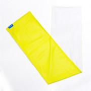 Šátek N-Rit Cool Towel bílá/žlutá