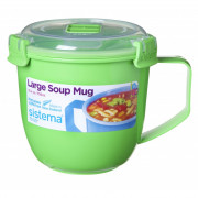Hrnek Sistema Microwave Large Soup Mug Color