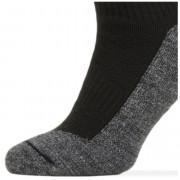 Ponožky Sealskinz Waterproof Warm Weather Soft Touch Mid Length Sock