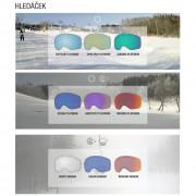 Lyžařské brýle Relax Axis HTG67