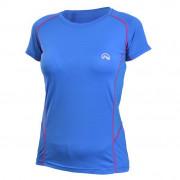 Dámské tričko Northfinder Jedlova modrá