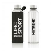 Sportovní láhev Nutrend Skleněná s termoobalem