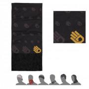 Dětský šátek Sensor Tube Fleece Ruka černá