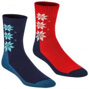 Dámské ponožky Kari Traa Kt Wool Sock 2PK
