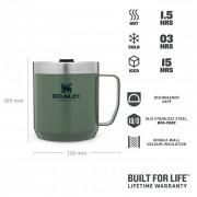 Hrnek Stanley Camp mug 350ml
