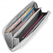 Peněženka Pacsafe RFIDsafe LX250 Zippered