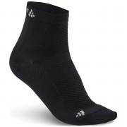 Ponožky Craft Cool Mid 2-pack-černé
