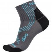 4Camping_Husky_ponožky_Hiking_modré