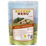 Jídlo Expres menu Kuře s brokolicí 300 g