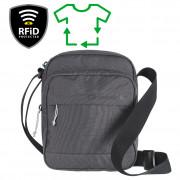 Taška přes rameno Lifeventure RFiD Shoulder Bag Recycled