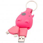 Klíčenka Munkees USB Klíčenka Smart Charger
