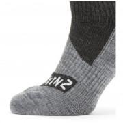 Ponožky Sealskinz Waterproof All Weather Ankle Length Sock
