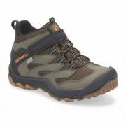 Dětské boty Merrell Chameleon 7 Mid A/C Waterproof