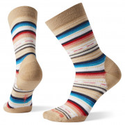 Dámské ponožky Smartwool W Margarita camel