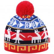 Dětská pletená Merino čepice Kama B81