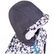 Dětská softshellová bunda s fleecem Unuo Street