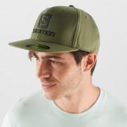 Kšiltovka Salomon Logo Cap Flexfit®